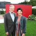 Landeshauptmann Dr. Peter Kaiser und ich im August 2013