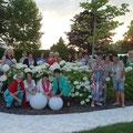 Landesfrauen-Vorstandssitzung am 18. Juli 2014