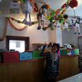 Kinderfasching im Februar 2012
