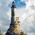 2011 | мыс и маяк Нака – Сиретоко (Naka-Shiretoko)  灯台那珂 - 知床みさき| 灯台Aniwa) Анива) | (Иванов В. © marka)