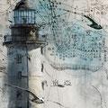 маяк Анива |фотография | авторская работа. фото и дизайн © marka  | фрагмент