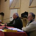 PP. Christian Roullé et Philippe Pottier
