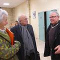 Blandine Métivier, Jean-José Lelièvre et Charles Savatier