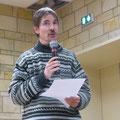 Thierry Lepecq, responsable de l'aumônerie du CPO