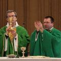 Doxologie marquant la fin de la prière eucharistique