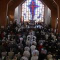 Célébration eucharistique d'envoi de la Solennité du Saint Sacrement