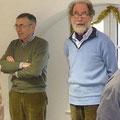 Guy Fournier et Jean-Marie Poussin, diacres