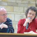 Jean-Luc et Nathalie, soignants dans une unité classique