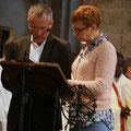 Pascal et Sylvaine...