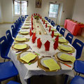La jolie table est prête