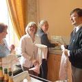 Thérèse, Viviane, Françoise (Maison Diocésaine) ont donné un sérieux coup de main