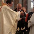 Baptême d'Arthur (ou Luca ?)
