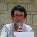 Agnès a soigné dans une unité Alzheimer