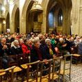 Une assemblée de 130 personnes ravies de cette soirée