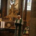 Le P. Paul Constantin, est responsable de la pastorale des migrants pour le doyenné
