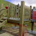 Construction de petits ouvrages bois