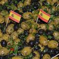Oliven fein eingelegt