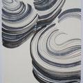 aus: Vorboten, 2010, Filz-/Farbstift und Kreide auf Papier