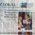 Presseartikel in der Ostseezeitung vom 7.10.13