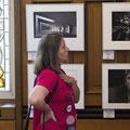 Blick in die Ausstellung / Tanja Zech / FC 78 Saar