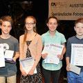 Gewinner der Jugendklassen