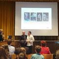 Bronzemedaille an Daniel Messer / Saarwellingen