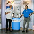 DVFSaar Stand bei der ISO2015