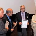 Auszeichnung an W. Wiesen