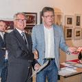 Preisverleihung an Jürgen Kipper - FC Lebach