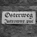 Osterweg - das ganze Jahr lang - auf deutsch und sorbisch
