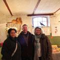 Schöne gemeinsame Ausstellung mit unserer Freundin Catherine