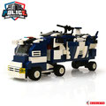 Blocks World Police Justice Vanguard (Mobile Command Vehicle)