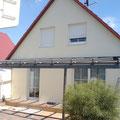 ERHARDT Terrassendächer, Terrassenüberdachung, Wintergartenbeschattung