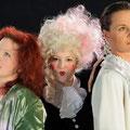 "Regina Riel als ""Euridice""  in ""Orfeo ed Euridice"" ( J.W. Gluck) am Stadttheater Bad Hall ( Mai 2009)"