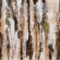 Baumfragment, 70x190 cm