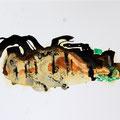 Termitenhügel 5, 34x48 cm