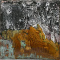 Oxidation 6, 15x15 cm