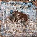 Serie Canyonland 3, 15x15 cm