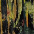 Herbstwald 2, 60x80 cm