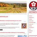 Internetauftritt Gemeindeportal Kalchreuth (www.gemeindeportal-kalchreuth.de)