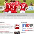Internetauftritt des 1. FC Kalchreuth (www.fc-kalchreuth.de)