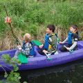 Canoe Somme orientation Canoë enterrement vie garçon, groupes, scolaires, centres de loisirs, Picquigny Somme Picardie