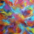 Colours, 70x50 cm, Acryl auf Leinwand, 370 €
