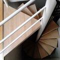 Escalier chêne massif (Vincennes 94)