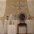 """""""Le banquet """"4x120x40 gold"""