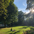 Park im Landgrafenschloss
