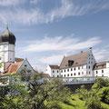Vöhlinschloss Illertissen © Tourismusverband Allgäu/Bayerisch-Schwaben