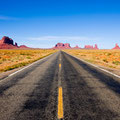 Highway 163 in Monument Valley (© Andy - Fotalia.com)