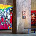 Impressionen vom Weltkulturerbe Völklinger Hütte > UrbanArt Biennale®