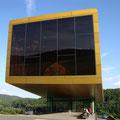 Arche Nebra - Panoramafenster - Copyright Werner